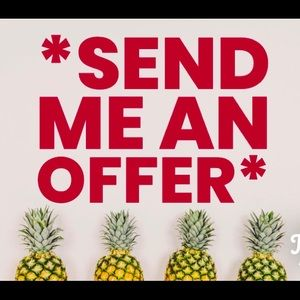 Make Me An Offer!!! I'm Very easy to work with!!!